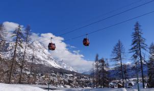 Italia aprueba ayudas de 800 millones para el turismo de montaña, la mitad a para las estaciones esquí