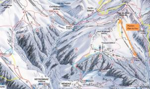 Inversión de 25 millones de Francos suizos en Nendaz (4 Valles) de cara al próximo invierno