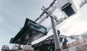 Arcalís inaugura el telecabina Tristaina este próximo sábado, el más moderno del Pirineo