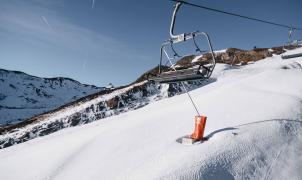 Las estaciones de Aramón suman kilómetros y calidad de nieve este fin de semana