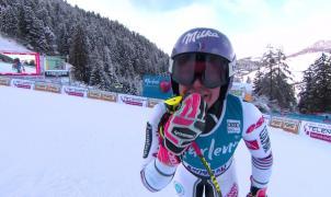 Tessa Worley se adjudica el gigante de Kronplatz, su primer triunfo desde 2018