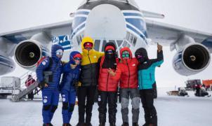 Colección Limitada de la Expedición Antarctica