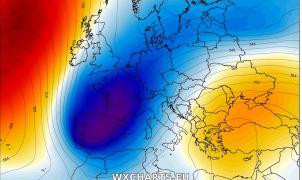 Alerta Snow: Primer temporal de invierno, bajonazo de los termómetros y nevadas de 20 a 80cm