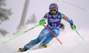 Tina Maze conquista Levi al vencer en el slalom femenino
