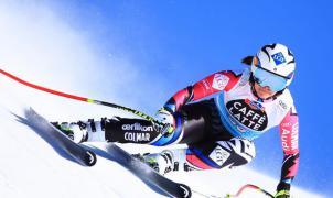 Tina Weirather anuncia su retirada de la competición