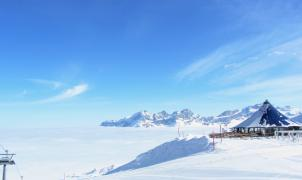 La siembra de nubes puede aumentar las nevadas de una temporada entre un 3% y un 10%