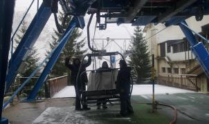 Condenan a Candanchú a pagar 99.000 euros por un esquiador herido en un telesilla