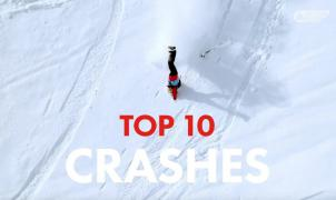 Vídeo: Las 10 caídas más espectaculares del Freeride World Tour 2021