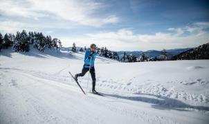 Las 7 estaciones de esquí nórdico catalanas cierran la temporada con 65.703 forfaits vendidos