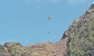 Andorra: Accidente mortal de un hombre de 38 años en el circo de Tristaina