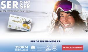 Ski Pirineos e Ibercaja lanzan una tarjeta con descuentos de hasta 35% en el forfait de día
