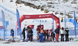 El club madrileño Tecalp domina los primeros puestos del Trofeo 50 Aniversario Alto Campoo