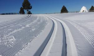 La Mancomunitat y FGC renuevan el convenio para las siete estaciones de esquí nórdico catalanas