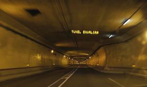 Andorra: Detenido un hombre por circular a pie por el interior del túnel de Envalira