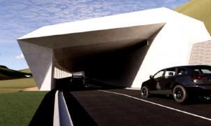 Andorra avanzará las obras de la galería antialudes a la salida de la boca norte del túnel de Puymorens