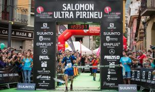 El catalán Jessed Hernández y la rusa Ekaterina Mityaeva  se imponen en la Ultra Pirineu 2018