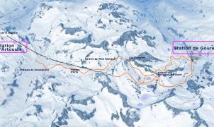 Unir Gourette con Artouste, uno de los principales objetivos de la asociación 'Renouveau Val d'Ossau'