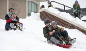 Halloween deja la segunda gran nevada en Colorado y temperaturas de hasta 19 bajo cero