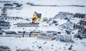 Sierra Nevada registra 63.000 esquiadores en Semana Santa con más del 80% de ocupación
