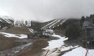 Valdesquí, Navacerrada y La Pinilla ya tienen permiso para abrir, pero no suficiente nieve