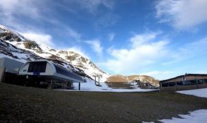Valdezcaray se queda sin esquiar por segunda vez en su historia