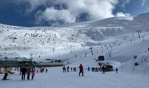 Valdezcaray comienza a andar hacia un modelo turístico más allá del esquí en invierno
