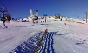 Estación de esquí de Valgrande-Pajares en Asturias