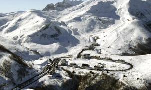La temporada de esquí en Asturias empezará a finales de noviembre