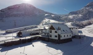 El telecabina de Valgrande-Pajares empezará a dar sus primeros pasos cuando se acabe la nieve