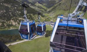 Así es el nuevo ascensor de Vall de Núria para acceder al Teleférico Coma del Clot