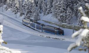 Vall de Núria: una exposición conmemora los 90 años del tren Cremallera