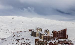 Valle Nevado, gracias a las nevadas, extiende temporada invernal hasta domingo 7 de octubre
