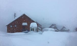 Las estaciones de Chile recibirán casi un metro de nieve los próximos dos días