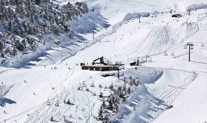 Importantes nevadas en Vallnord