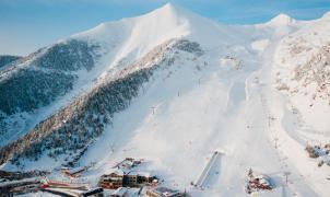 """Andorra seguirá con las pistas de esquí cerradas de forma """"oficial"""" para los extranjeros"""