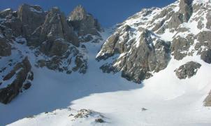 Siete excursionistas fallecidos en dos avalanchas en los Alpes franceses