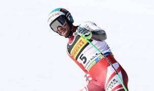 Vicent Kriechmayr se lleva el oro en el supergigante de Cortina d'Ampezzo