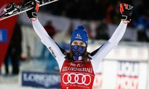 Petra Vlhova se lleva la victoria y los renos en el segundo SL de Levi. Shiffrin solo pudo ser quinta
