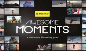 Völkl Awesome Moments, comparte tus momentos de esqui