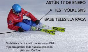 El Völkl Test On Tour estará en Astún el día del World Snow Day