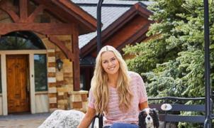 Lindsey Vonn vende su casa en Vail por 4,8 millones y se despide de Colorado