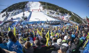 Andorra aspira a los Campeonatos del Mundo de esquí alpino 2027