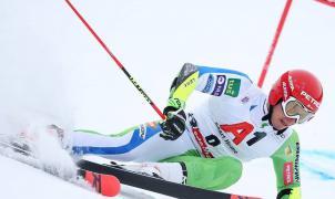 Los esquiadores eslovenos Zan Kranjec e Ilka Stuhec, protagonistas en la Copa del Mundo