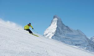 Zermatt abrirá el glaciar para el esquí de verano el próximo 6 de junio