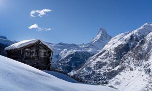 ¡Levantada la cuarentena! Los viajeros de España ya pueden volver a ir a esquiar a Suiza