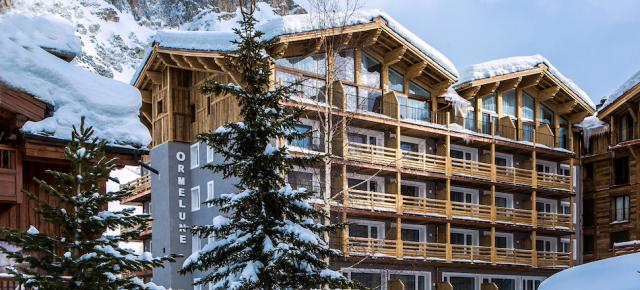 Semana de Esquí en Val D'Isere, Hotel Ormelune