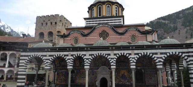 Senderismo suave en Bulgaria