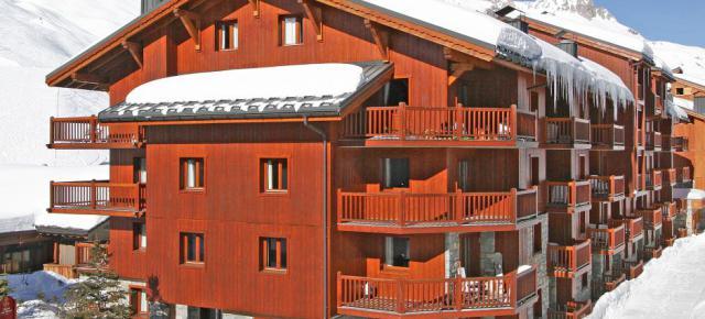 Ski en Tignes, semana Inmaculada, Navidad y Reyes, Residencia L'Ecrin des Neiges