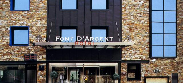 Hotel Font d'Argent Pas ****