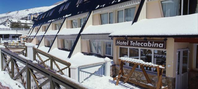 Hotel Telecabina **